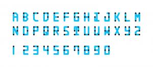 braille numero 6